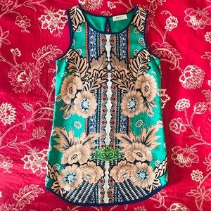 Bacio Tunic Sleeveless Dress